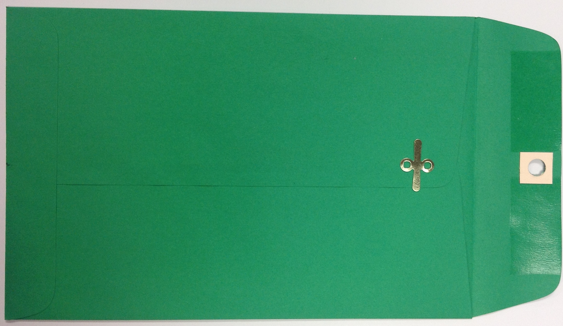 9X12 CLASP ENVELOPES BRIGHT GREEN 10s