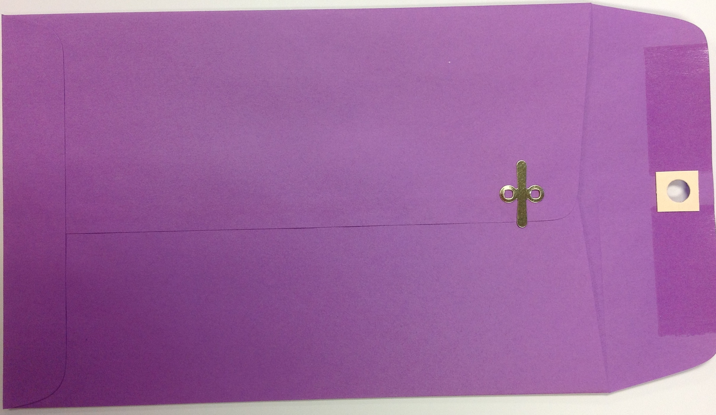 6X9 CLASP ENVELOPES PURPLE 10s